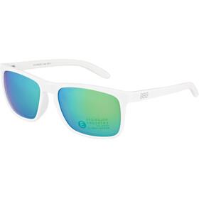 BBB Town PZ PC MLC BSG-56 Sportbrille weiß matt/grün